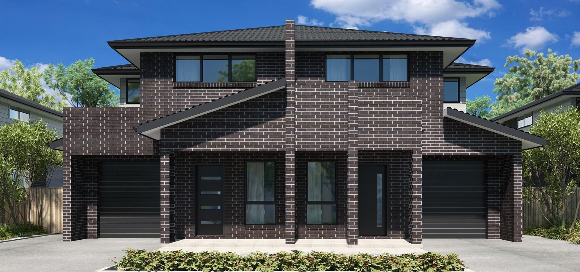 AGAPANTHUS-Duplex-House-Designs