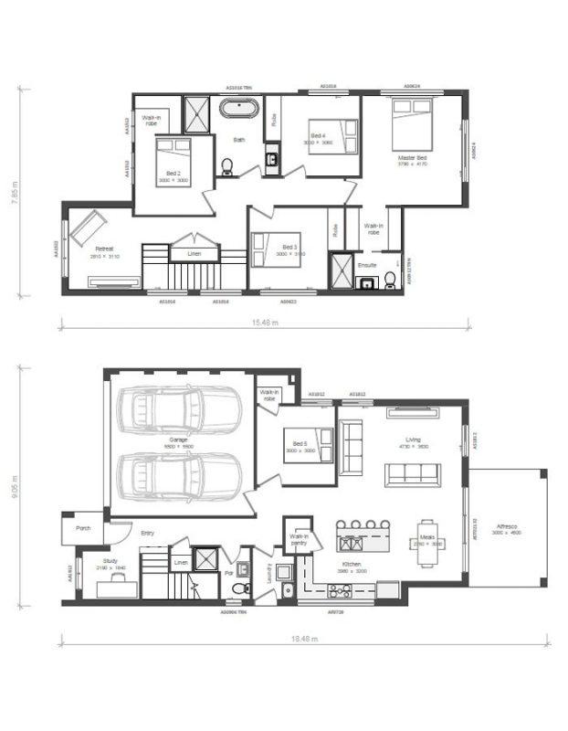Alcaraz-25-and-25V-Double-Storey-House-Design