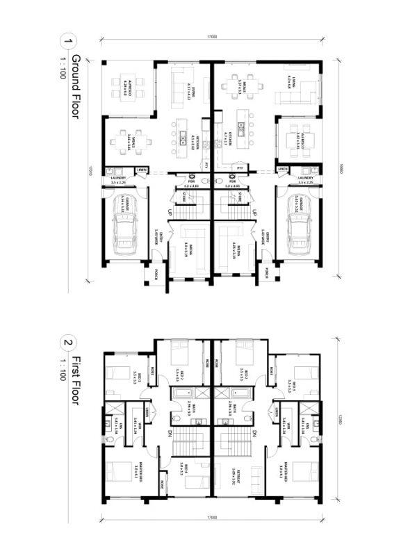 Balmoral-26 Duplex Floor Plan Img