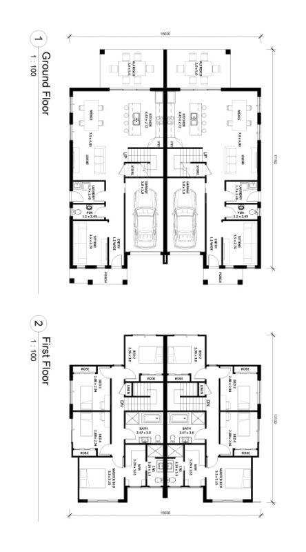 Belvoir-22 Duplex Floor Plan Img