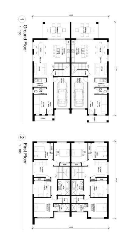 Belvoir-23 Duplex Floor Plan Img