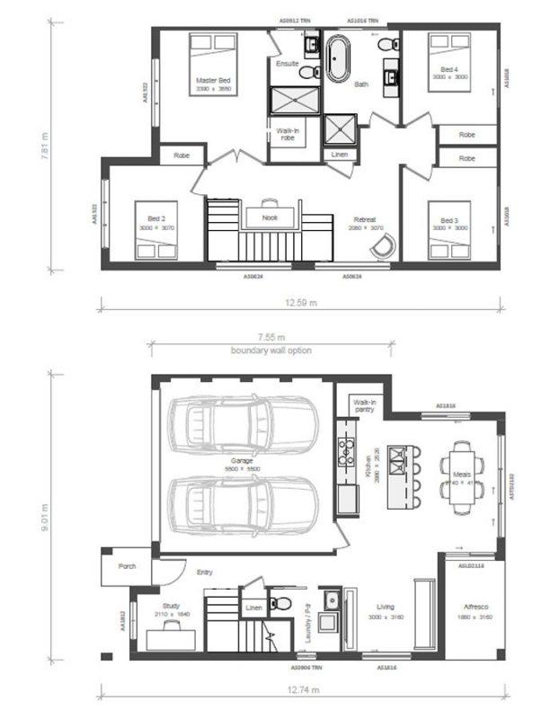 Bodiam-20V-Double-Storey-House-Design
