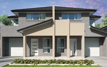 CLOVER-Duplex-House-Designs