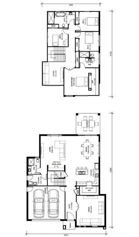 Hampton-34-Double-Storey-House-Design