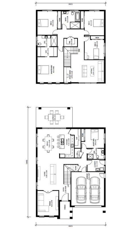 Huntington-41-Double-Storey-House-Design