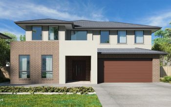 Muscari Double House Design