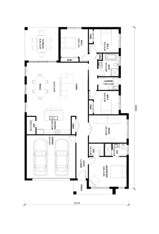 Raya 27.5 House Design