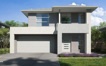 Verbena Double House Design