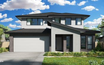 Watsonia Double House Design